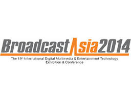 2014, June 17-20 | Play Everywhere At Broadcast Asia 2014