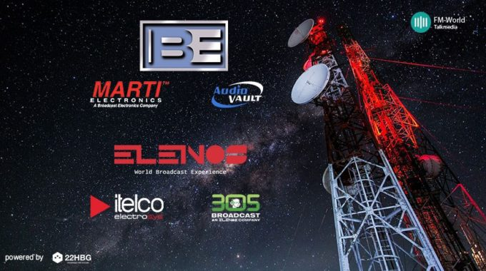 Elenos Acquires Broadcast Electronics