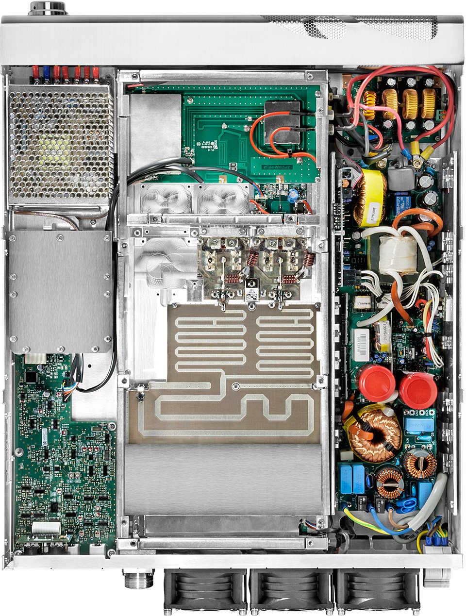 Low Power 150w 2000w Etg Indium Fm Transmitters Elenos World Range Transmitter Circuit Diagram As Well Highlights
